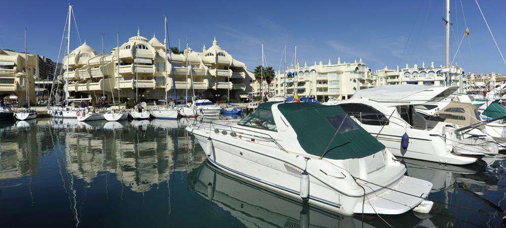 Benalmadena.Spain Puerto Marina