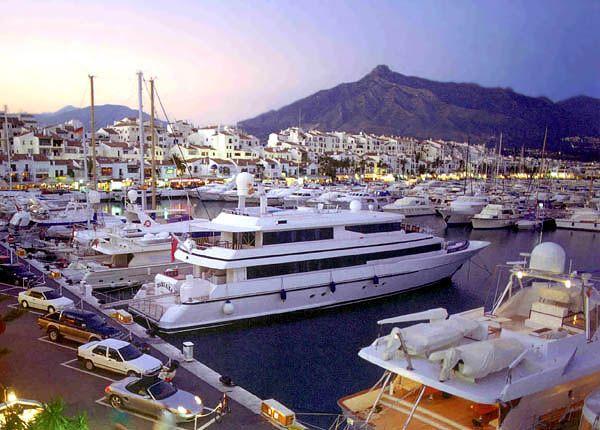Puerto Banus Tourism